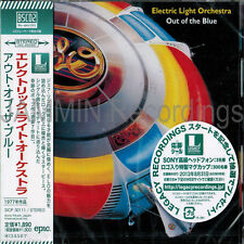 ELO - OUT OF THE BLUE - JAPAN BLU-SPEC2 CD - SICP-30111 JEWEL CASE