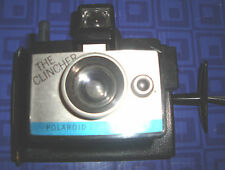 Vintage Polaroid The CLINCHER Land Camera Film Works Great Vintage Awesome