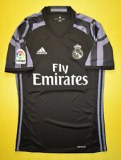 696ee147d 5+ 5 REAL MADRID 2016~2017 ORIGINAL FOOTBALL THIRD JERSEY SHIRT ADIDAS SIZE
