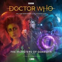 Doctor Who - The Monthly Adventures #250 The Monsters of Gokroth 9781781788493