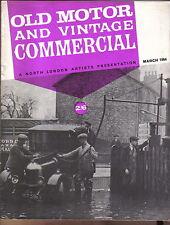 Old Motor + Vintage Commercial Vol 2 No 9 Mar 64 Guy Electric Cars Bovington +