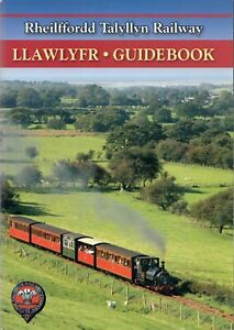 Talyllyn Railway Guidebook and history, 2012 edition, 64pp colour booklet