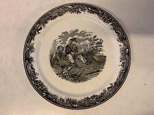 "Vintage Villeroy and Boch Mettlach Porcelain ""Artemis Plate"