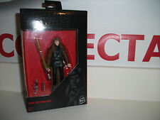 star wars black series Luke skywalker the force awakens CREASE IN BOX new disney