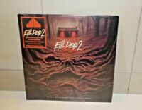 Evil Dead 2 soundtrack vinyl LP Brand New & Sealed