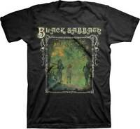 BLACK SABBATH T-Shirt Photo Framed Ozzy New Authentic Rock Metal Tee S M L XL 2X