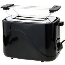 2 Scheiben Toaster Doppelt Toast Toastautomat Küchenzubehör inklusive Brötchenwä