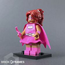 Lego Pink Power Batgirl Minifigure - BRAND NEW - The Batman Movie Series