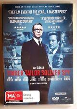 Tinker Tailor Soldier Spy (Gary Oldman) DVD **BRAND NEW / SEALED** (Region 2/4)