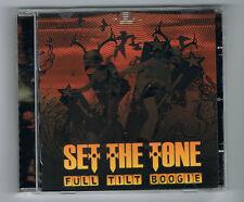 SET THE TONE - FULL TILT BOOGIE - CD 10 TITRES - 2008 - COMME NEUF