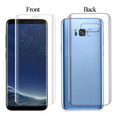 3D Curved Full Cover Full Body Temper Glass Film for Note 8 S8 Screen Protector