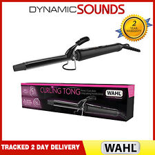 Wahl ZX911 PROFESSIONALE 16mm Capelli in Ceramica Curling Iron Tong Curler BACCHETTA 200 ° C