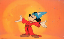 Mickey Mouse- Mickey Sorcerer Sericel