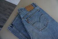 Levis Levi's 615 Herren Men Jeans Hose 36/36 W36 L36 stonewashed blau used ab35