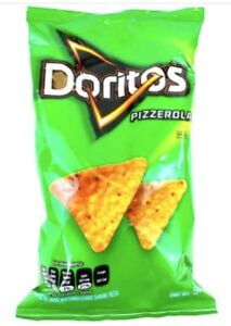 DORITOS PIZZEROLAS (62 G EACH) Mexican Sabritas 1, 2, 3  BAGS !!!!!!!!!!!!!!!!!!