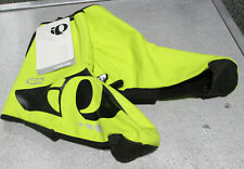 Pearl Izumi PRO Barrier WXB Cycling Shoe Covers, Size XL, Yellow Black - NEW