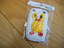 Blackberry Curve 9220 9320 cute penguin duck silicone soft phone case cover