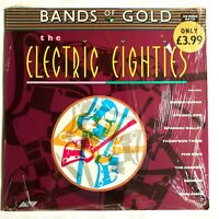 BANDS OF GOLD - The Electric Eighties 1987 Vinyl LP Comp SMR 728 VG+/VG+