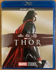 MARVEL THOR BLU RAY FREE WORLD WIDE SHIPPING BUY IT NOW CHRIS HEMSWORTH ACTION