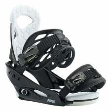 Burton Smalls Snowboard Bindings 2020 - Black