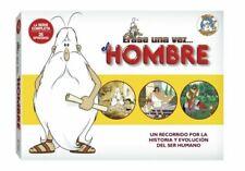 Érase Una Vez El Hombre (Serie Completa, DVD, 2013)