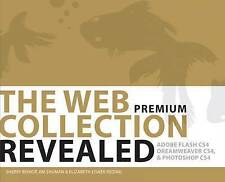 USED (GD) The WEB Collection Revealed Premium Edition: Adobe Dreamweaver CS4, Ad