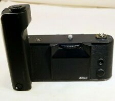 Nikon MD-4 motor drive for F3 winder for F3HP cameras