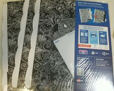 New Listing3 Packs Avery Fashion Dividers Color Your Own Design 5 Tab Set 24976