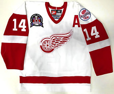 BRENDAN SHANAHAN 1998 STANLEY CUP DETROIT RED WINGS NIKE AUTHENTIC JERSEY 48 NEW
