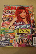 Bravo 17/2011 RIHANNA,Victoria Justice,Tom Felton,Demi Lovato,Emma Watson,,