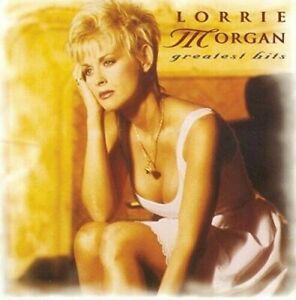 Greatest Hits by Lorrie Morgan (CD, Jun-1995, BMG (distributor) BRAND NEW!