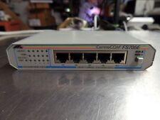 CentreCOM 5 Port Network Switch  FS705E