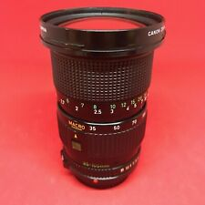 Canon 35-105mm F/3.5 FD Zoom Lens