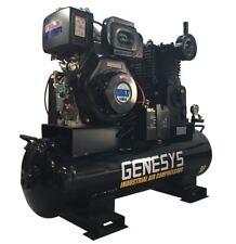 Air Compressor 11HP DIESEL 120L 20CFM 145 PSI