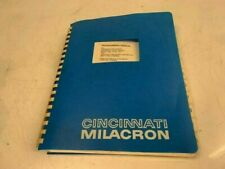 Cincinnati Prog Manual 1208 1210 1212 w/ Acramatic 850Tc, 6-Tc-86193, 3359393