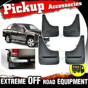 Front Rear Mud Flaps Universal Mudflaps Splash Guards Fender For Pick-Up Truck