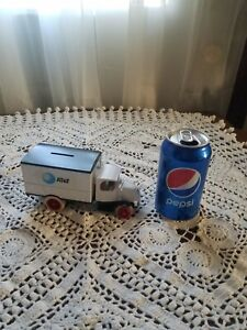 AT&T Ertl Replica Mack 1926 Bull Dog Die Cast Metal Toy Truck Bank