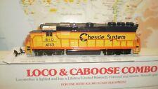 loco diesel GP 40 Chessie System B et O USA Bachmann HO
