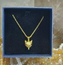 VANAXIN RMS TITANIC Foxhead Necklace -Gold Plating