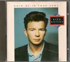 CD ALBUM 10 TITRES--RICK ASTLEY--HOLD ME IN YOUR ARMS--80""
