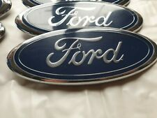 Ford Badge 145mm x 58mm for Transit MK6 Bonnet or Rear Door Connect 3 pin