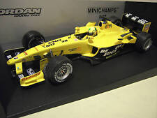 F1 JORDAN FORD EJ13 2003 FIRMAN 1/18 MINICHAMPS 100030012 voiture formule 1 mini