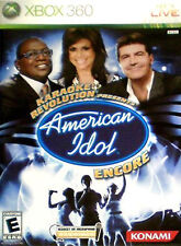 Karaoke Revolution Presents: American Idol Encore 2 (Microsoft Xbox 360, 2008)