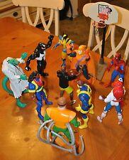 MARVEL UNIVERSE / NBA JAMS - SHAQUILLE O'NEAL, SPIDERMAN, X-MEN, VENOM & MORE