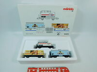 AW507-1# Märklin/Marklin H0/AC 94015 Wagen-Set Langnese-Iglo DB, NEUW+OVP