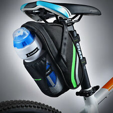 RockBros Cycling Saddle Bag Pannier MTB Road Bike Seat Bag Tail Storage US