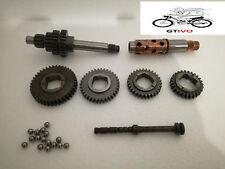 gear box Zundapp 4 speed KS80 4 gang KS50 4 vitesses c50 517 Super Sport