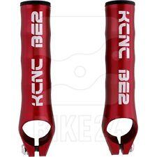 KCNC BE2 Bar Ends 6061 Aluminium, 60 gram, RED