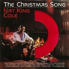Nat King Cole THE CHRISTMAS SONG 14 Holiday Classics MUSIC New COLORED VINYL LP