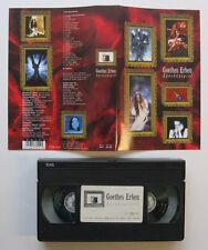 VHS - Goethes Erben - Epochenspiel - Live 1999 - Oswald Henke Mindy Kumbalek